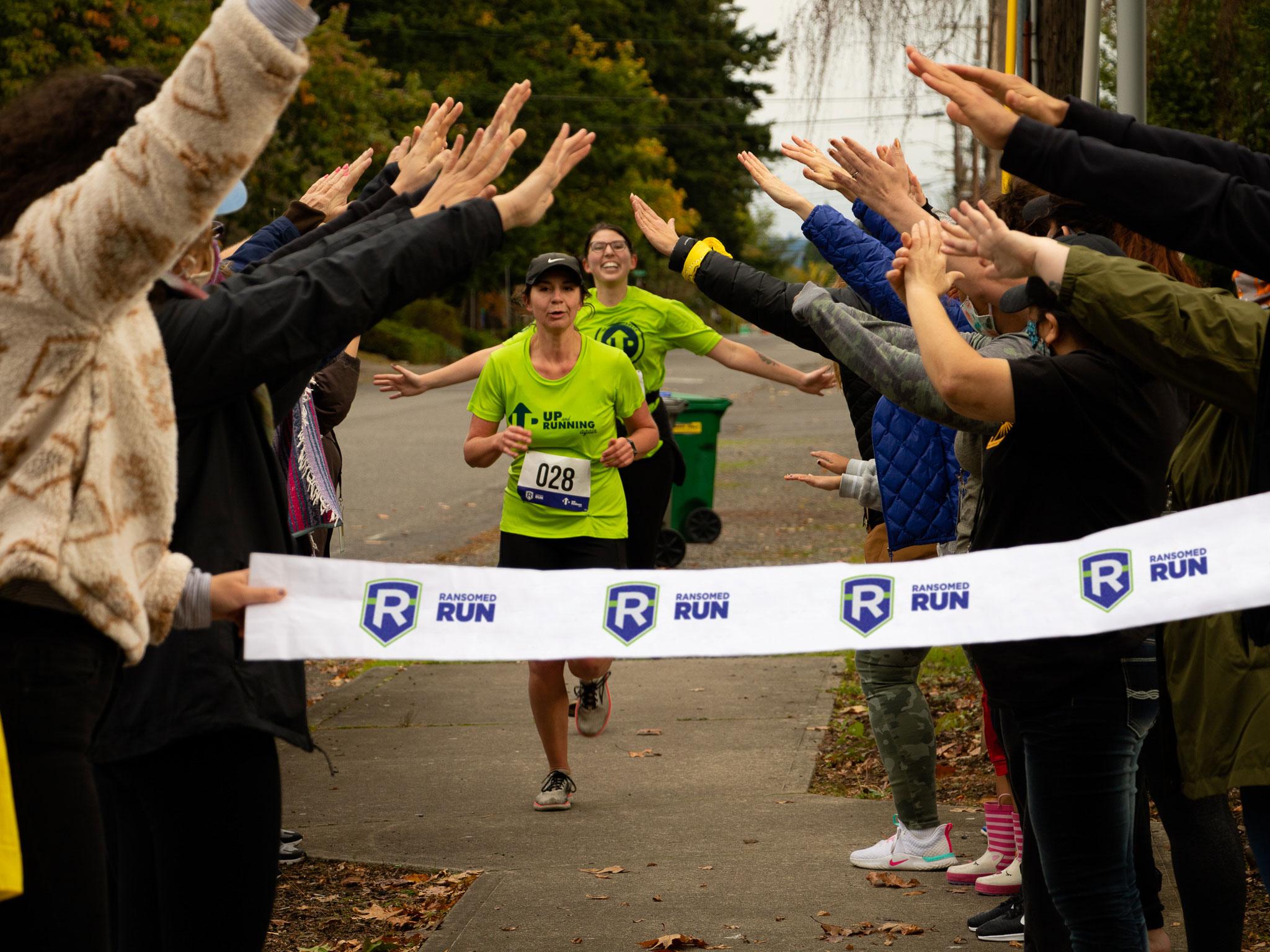 Ransomed Run